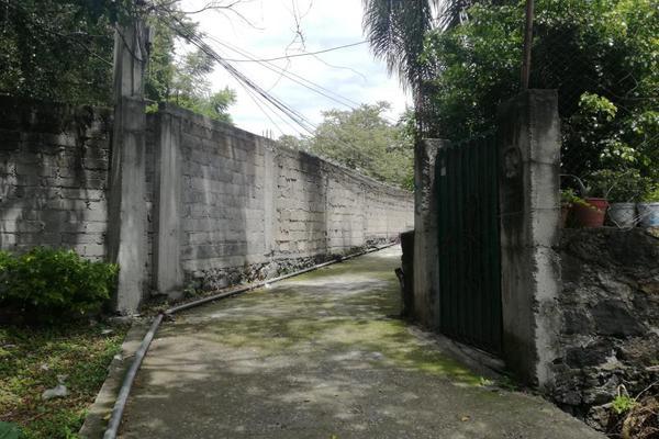 Foto de terreno habitacional en venta en andador el venado , teopanzolco, cuernavaca, morelos, 5823154 No. 06