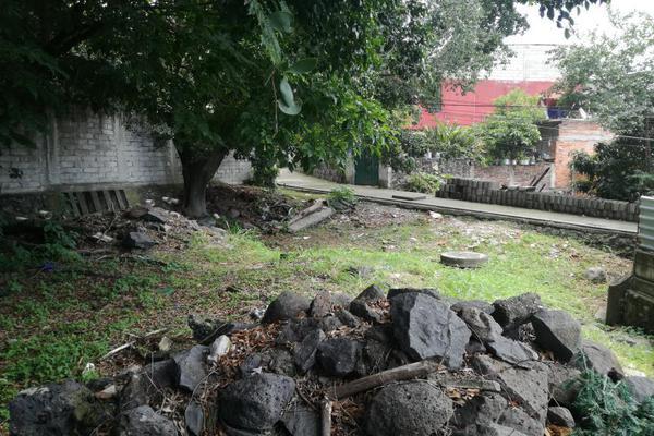 Foto de terreno habitacional en venta en andador el venado , teopanzolco, cuernavaca, morelos, 5823154 No. 08