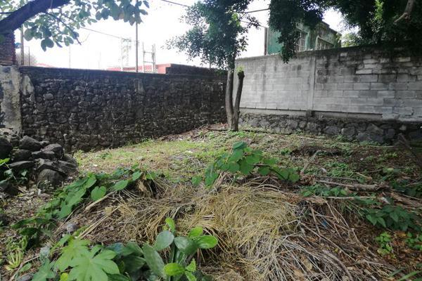 Foto de terreno habitacional en venta en andador el venado , teopanzolco, cuernavaca, morelos, 5823154 No. 09