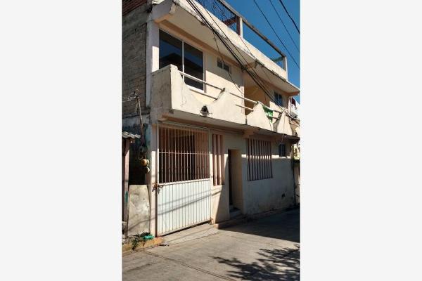 Foto de casa en venta en andador n4 0, el hujal, zihuatanejo de azueta, guerrero, 6197917 No. 01