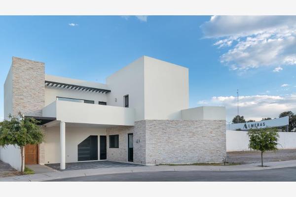 Foto de casa en venta en andar del arbol 14, la muralla, torreón, coahuila de zaragoza, 13717065 No. 01
