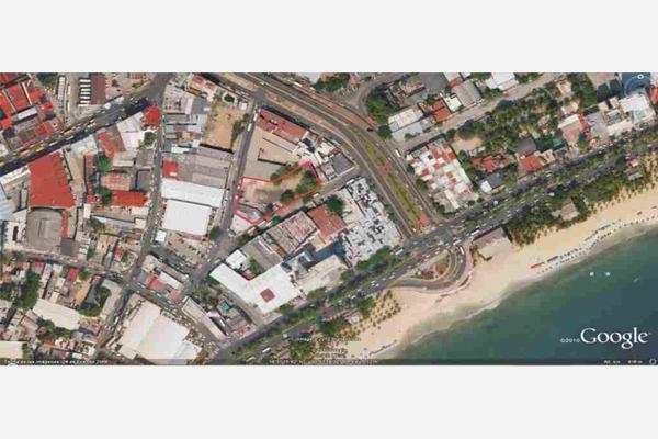 Foto de terreno comercial en venta en andres de urdaneta y vasco nuñes de balboa 100, hornos, acapulco de juárez, guerrero, 12954343 No. 01