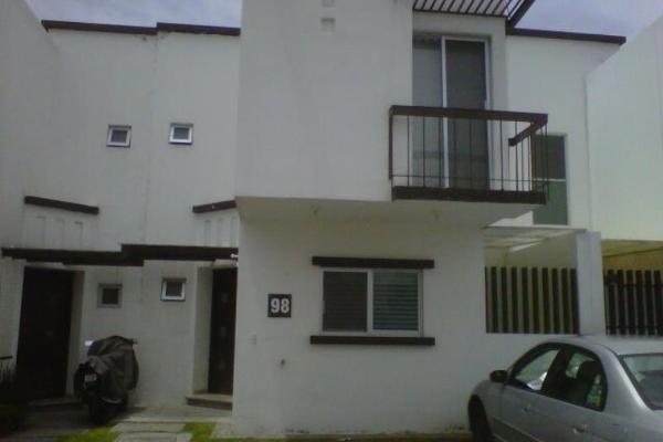 Foto de casa en renta en andres henestrosa 100, sonterra, querétaro, querétaro, 12275535 No. 01