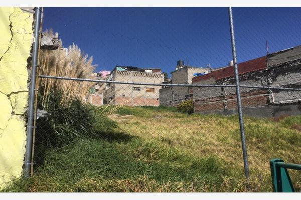 Foto de terreno habitacional en venta en andres quintana roo, esquina 18 de marzo 502, la retama, toluca, méxico, 19064350 No. 02