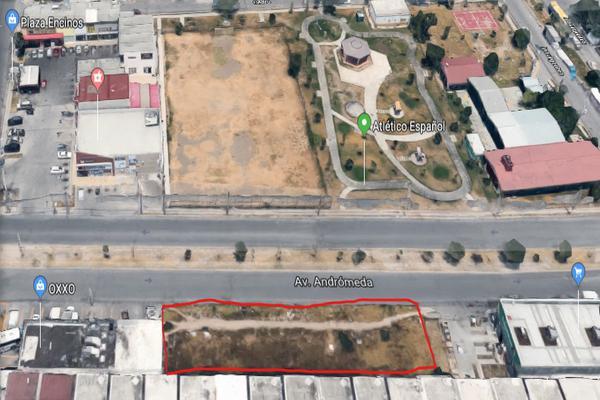Foto de terreno habitacional en renta en andrómeda y nuevo las puentes s/n , nuevas las puentes ii, apodaca, nuevo león, 17570587 No. 05