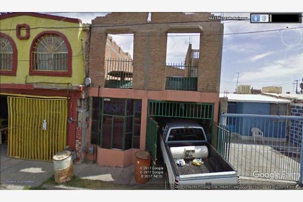 Foto de casa en venta en anemona 9417, ampliación aeropuerto, juárez, chihuahua, 5375021 No. 01