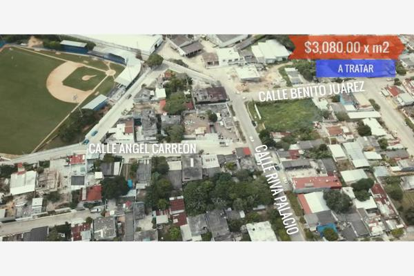 Foto de terreno comercial en venta en angel carreón 103, nuevo, acayucan, veracruz de ignacio de la llave, 5898171 No. 03