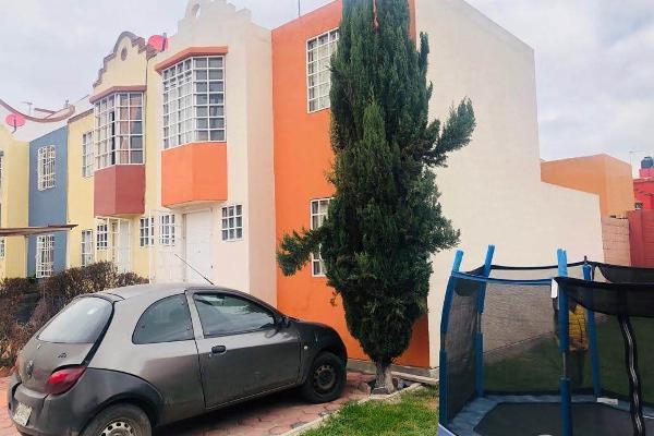 Foto de casa en venta en angel izrael , claustros de san miguel, cuautitlán izcalli, méxico, 9954117 No. 01
