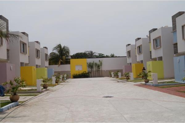 Foto de casa en venta en angel sarmiento 57, las bajadas, veracruz, veracruz de ignacio de la llave, 2655061 No. 01