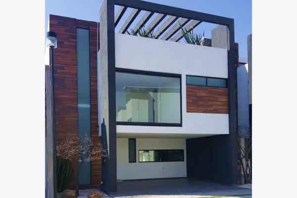 Foto de casa en venta en  , angelopolis, puebla, puebla, 8651526 No. 01