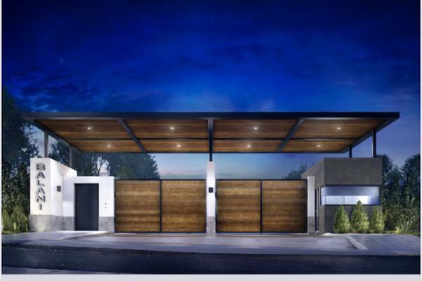Foto de terreno habitacional en venta en anibal , las cumbres 1 sector, monterrey, nuevo león, 11655153 No. 01