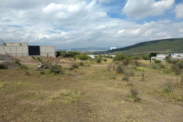 Foto de terreno habitacional en venta en anillo víal fray junipero serra , el salitre, querétaro, querétaro, 14021948 No. 07