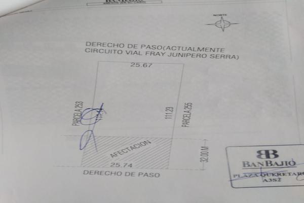 Foto de terreno comercial en venta en anillo vial ii fray junipero serra , fray junípero serra, querétaro, querétaro, 14034629 No. 15