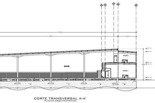 Foto de nave industrial en renta en anillo vial ii , paseos del marques ii, el marqués, querétaro, 7939983 No. 10