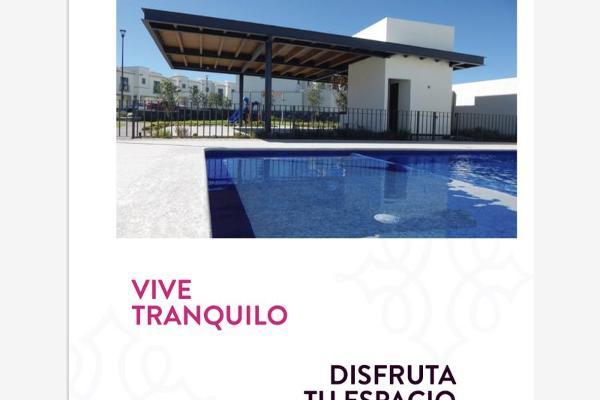 Foto de casa en venta en anillo vial iii 1, el mirador, querétaro, querétaro, 8899033 No. 01