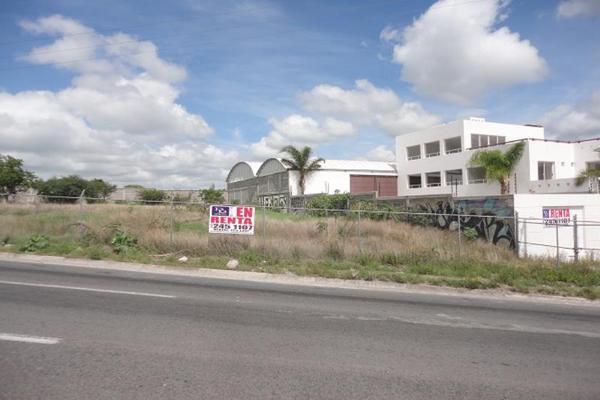 Foto de terreno comercial en renta en anillo vial junipero serra kilometro 25.3, el nabo, querétaro, querétaro, 6142017 No. 03