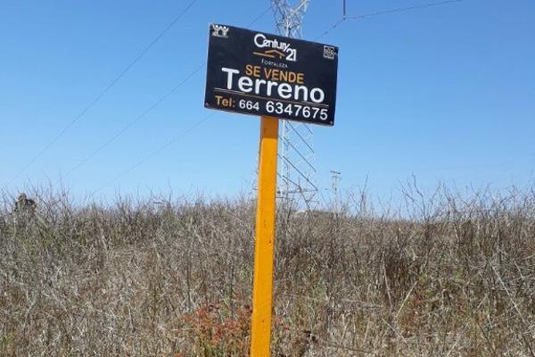 Foto de terreno habitacional en venta en antartida 7 , mar de popotla, playas de rosarito, baja california, 6178205 No. 02