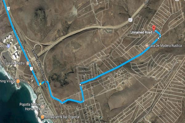 Foto de terreno habitacional en venta en antartida 7 , mar de popotla, playas de rosarito, baja california, 6178205 No. 03