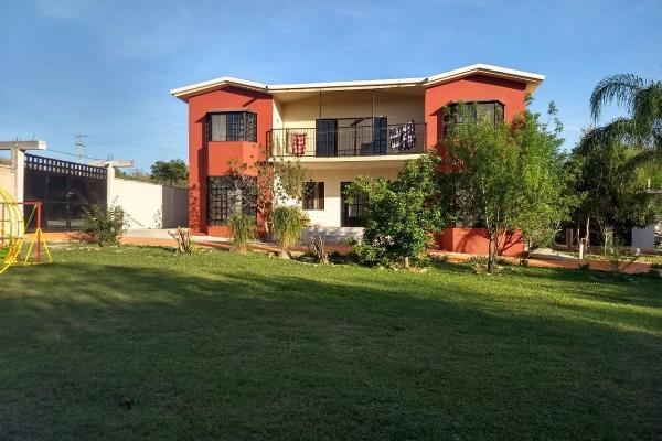 Foto de rancho en venta en antigua carretera nacional, country hill , francisco villa, montemorelos, nuevo león, 14038405 No. 01