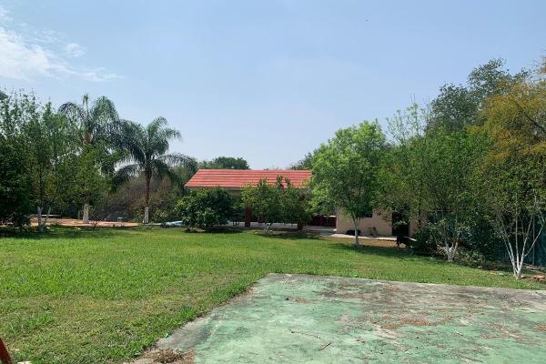 Foto de rancho en venta en antigua carretera nacional, country hill , francisco villa, montemorelos, nuevo león, 14038405 No. 26