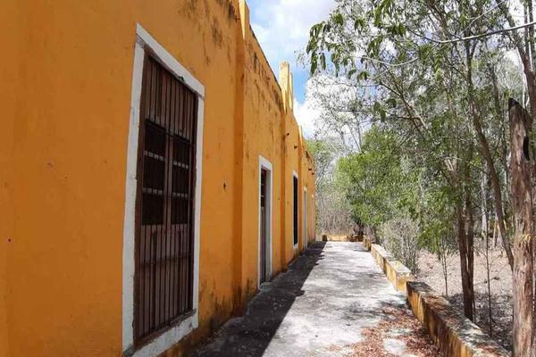 Foto de terreno habitacional en venta en antigua hacienda , izamal, izamal, yucatán, 19541184 No. 02