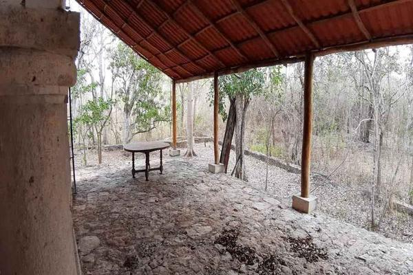Foto de terreno habitacional en venta en antigua hacienda , izamal, izamal, yucatán, 19541184 No. 09