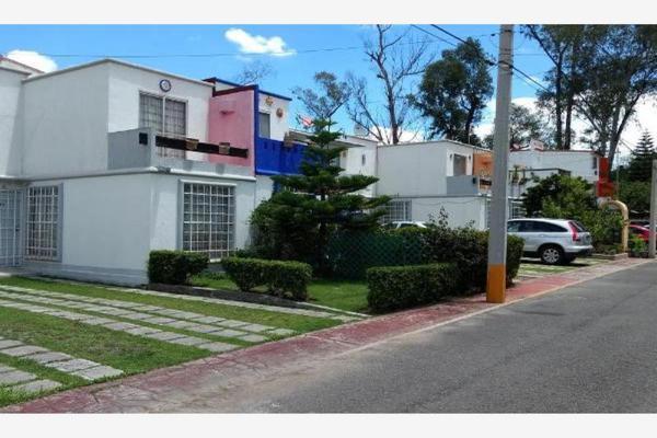 Foto de casa en venta en antiguas cicilizaciones 8, antigua, tultepec, méxico, 16719190 No. 01