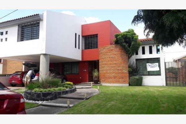 Foto de casa en venta en antiguo camino 17, morillotla, san andrés cholula, puebla, 5813583 No. 01