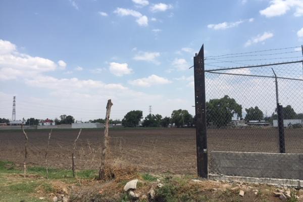 Foto de terreno industrial en renta en tepotzotlan antiguo camino a las animas s/n barrio tlacateco , tepotzotlán, tepotzotlán, méxico, 5362767 No. 01