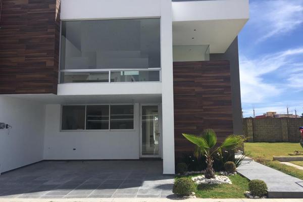 Foto de casa en venta en antiguo camino a morillotla 424, ex-hacienda concepción morillotla, san andrés cholula, puebla, 7471826 No. 01