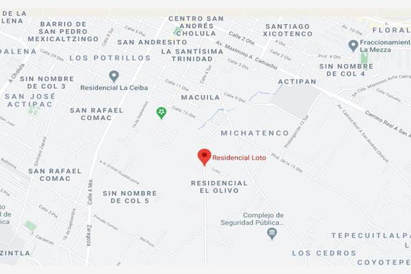 Foto de casa en venta en antiguo camino a san antonio cacalotepec 1904, san andrés cholula, san andrés cholula, puebla, 18992902 No. 10