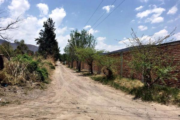Foto de terreno habitacional en venta en antiguo camino a santa cruz de las flores 0, santa cruz de las flores, tlajomulco de zúñiga, jalisco, 4476822 No. 02
