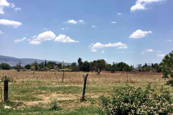 Foto de terreno habitacional en venta en antiguo camino a santa cruz de las flores 0, santa cruz de las flores, tlajomulco de zúñiga, jalisco, 4476822 No. 04
