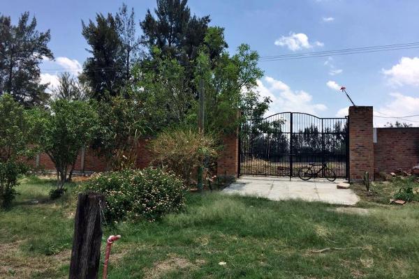 Foto de terreno habitacional en venta en antiguo camino a santa cruz de las flores 0, santa cruz de las flores, tlajomulco de zúñiga, jalisco, 4476822 No. 08