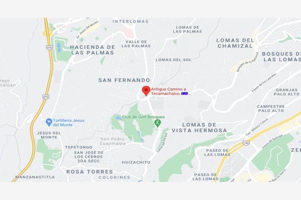Foto de departamento en venta en antiguo camino a tecamachalco 685, lomas del olivo, huixquilucan, méxico, 20184982 No. 09