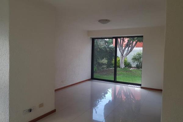 Foto de casa en venta en antiguo camino rancho san isidro 3209, las quintas, san pedro cholula, puebla, 6156811 No. 04