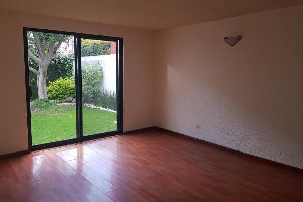 Foto de casa en venta en antiguo camino rancho san isidro 3209, las quintas, san pedro cholula, puebla, 6156811 No. 16