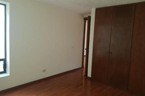 Foto de casa en venta en antiguo camino rancho san isidro 3209, las quintas, san pedro cholula, puebla, 6156811 No. 20
