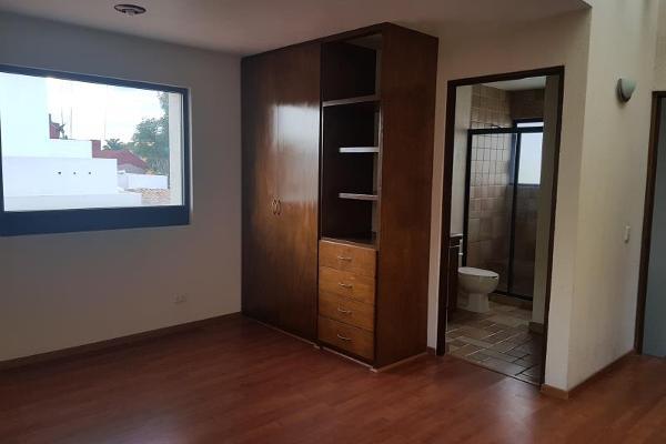 Foto de casa en venta en antiguo camino rancho san isidro 3209, las quintas, san pedro cholula, puebla, 6156811 No. 22