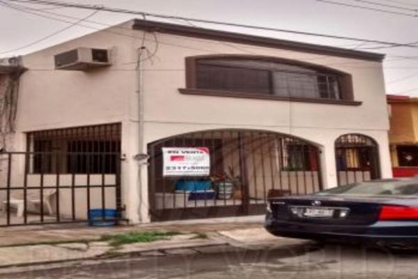 Foto de casa en venta en  , antiguo corral de piedra 1er sector, san nicolás de los garza, nuevo león, 4672120 No. 01