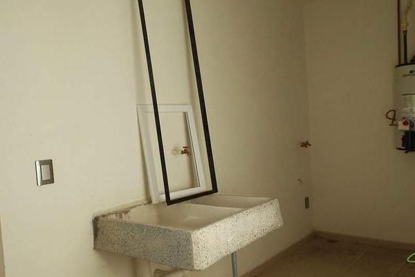 Foto de casa en venta en  , antonio del castillo, pachuca de soto, hidalgo, 8063890 No. 19