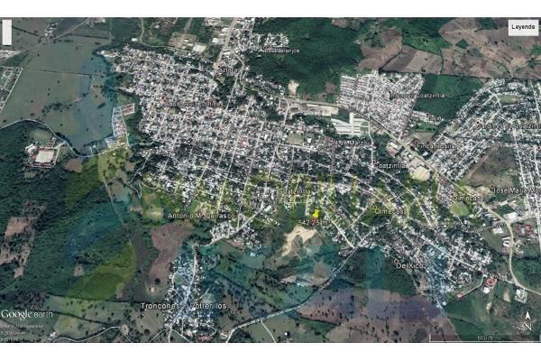 Foto de terreno habitacional en venta en  , antonio m. quirasco, coatzintla, veracruz de ignacio de la llave, 5890024 No. 10
