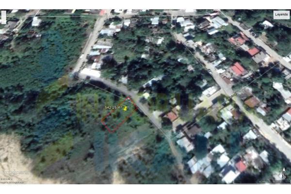 Foto de terreno habitacional en venta en  , antonio m. quirasco, coatzintla, veracruz de ignacio de la llave, 5890024 No. 11