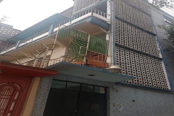 Foto de edificio en venta en antonio narro acuña , guadalupe insurgentes, gustavo a. madero, df / cdmx, 18444992 No. 01