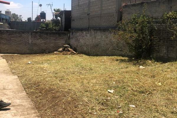 Foto de terreno comercial en venta en antonio plaza , francisco i. madero 1a. sección, nicolás romero, méxico, 5872130 No. 03