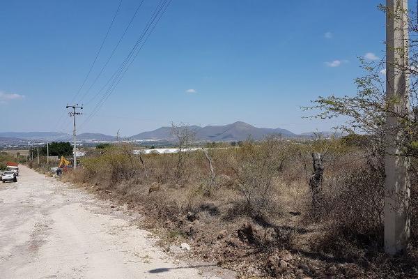 Foto de terreno habitacional en venta en antonio salina fraccionamiento 1 , buenavista, tlajomulco de zúñiga, jalisco, 14031737 No. 04