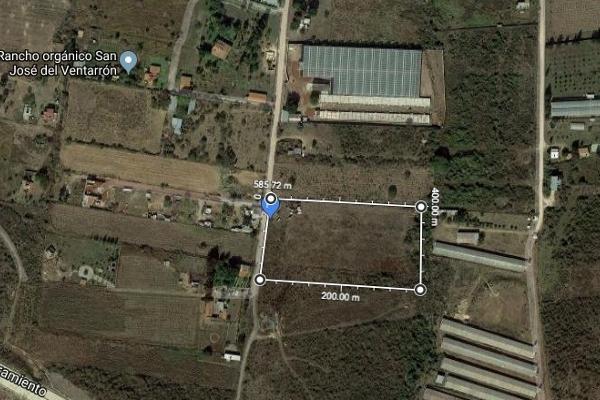 Foto de terreno habitacional en venta en antonio salina fraccionamiento 1 , buenavista, tlajomulco de zúñiga, jalisco, 14031737 No. 07