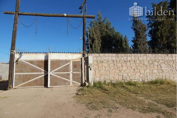 Foto de rancho en venta en antorcha popular 100, luz del carmen, durango, durango, 9300981 No. 31