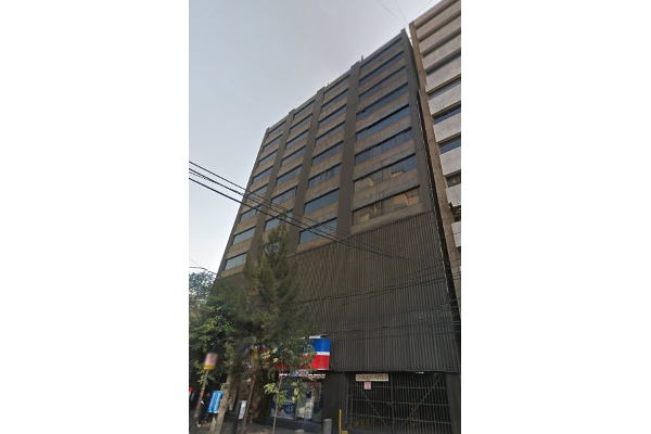 Oficina en anzures df en renta en 320 for Oficinas renta df