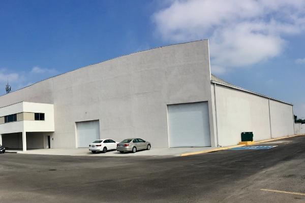 Foto de nave industrial en renta en  , apodaca centro, apodaca, nuevo león, 14036466 No. 01